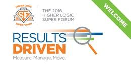Higher Logic Super Forum 2016
