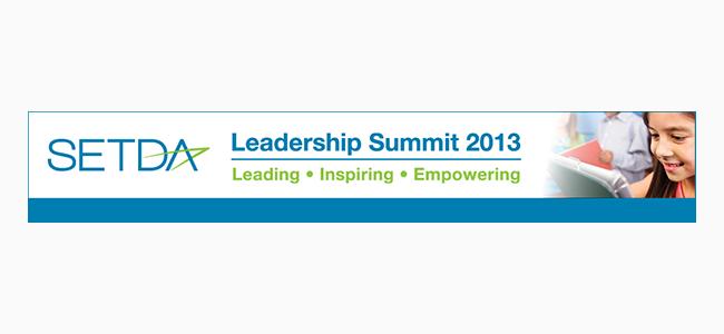 2013 SETDA Leadership Summit