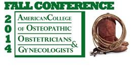 2014 Fall Conferece