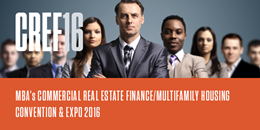 CREF/Multifamily Housing Convention & Expo 2016