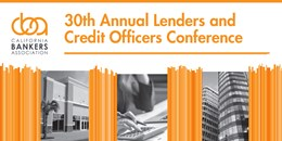 30th Annual Lenders and Credit Officers Conference