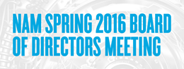 Spring 2016 Board of Directors Meeting