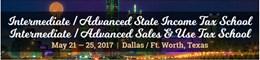 2017 Int/Adv Sales & Use Tax School
