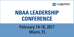 2017 NBAA Leadership Conference