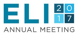 ELI Annual Meeting 2017
