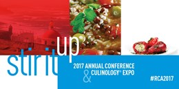 2017 Annual Conference & Culinology® Expo