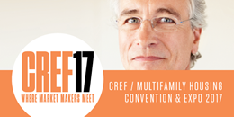 CREF / Multifamily Housing Convention & Expo 2017