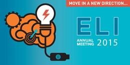 ELI Annual Meeting 2015