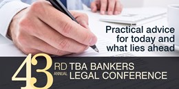 TBA Bankers Legal Conference