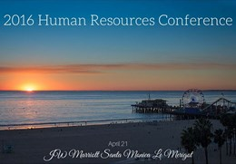 2016 Human Resources Conference