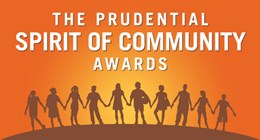 Prudential Spirit of Community Awards
