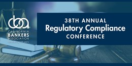 38th Annual Regulatory Compliance Conference