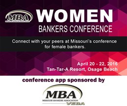2016 Women Bankers Conference