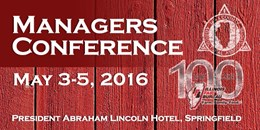 Managers Conference 2016