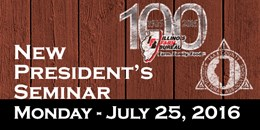 Seminar for New County Presidents