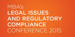 Legal Issues & Regulatory Compliance Conference