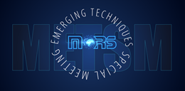 MORS Emerging Techniques Special Meeting