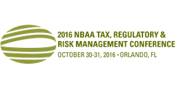 2016 Tax, Regulatory & Risk Management Conference