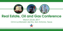 Real Estate, Oil and Gas Conference