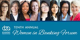 10th Annual Women in Banking Forum
