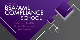 BSA/AML Compliance School
