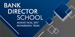 Bank Director School