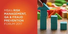 Risk Management, QA & Fraud Prevention Forum 2017