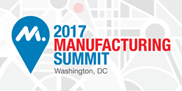 2017 Manufacturing Summit