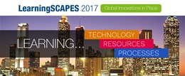 LearningSCAPES 2017: Global Innovations in Place