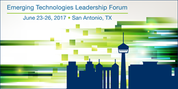 2017 Emerging Technologies Leadership Forum