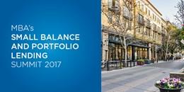 Small Balance and Portfolio Lending Summit