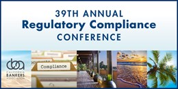 39th Annual Regulatory Compliance Conference