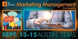 Marketing Management Conference