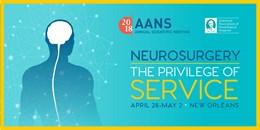 2018 AANS Annual Scientific Meeting