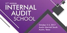 Internal Audit School