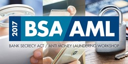 2017 BSA/AML Workshop