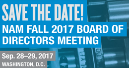 Fall 2017 Board of Directors Meeting