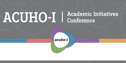 2017 Academic Initiatives Conference