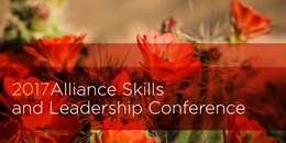 2017 Alliance Skills and Leadership Conference