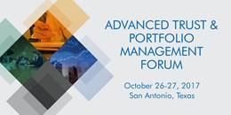 Advanced Trust & Portfolio Management Forum