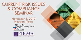 Risk Issues & Compliance Seminar