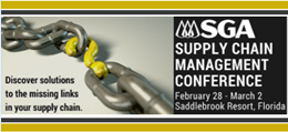 2018 Supply Chain Management Conf