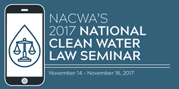 2017 National Clean Water Law Seminar