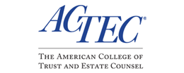 The American College of Trust and Estate Counsel