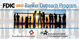 FDIC Banker Outreach