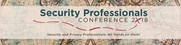 Security Professionals Conference 2018