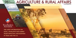 Agriculture & Rural Affairs Conference
