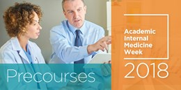 Precourses at Academic Internal Medicine Week 2018