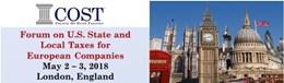 Forum on U.S. SALT Taxes for European Companies