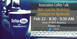 Web Usability Workshop (Reston)